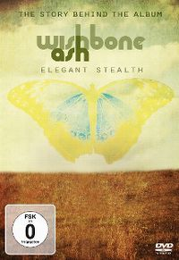 Cover Wishbone Ash - Elegant Stealth - The Story Behind The Album [DVD]